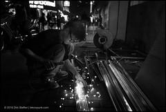 (teknopunk.com) Tags: china people asia shanghai welding oneman leicam82sn3559220 21f14summiluxmasphsn4228178