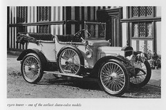 1910 Daimler Tourer - Daimler  Tradition 1972 (AndyBrii) Tags: cars coventry daimler