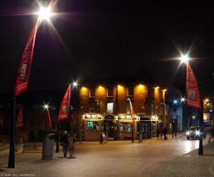 sheffield city town (3) (Simon Dell Photography) Tags: city winter color simon station night train photography long bright time photos sheffield awsome dell tow exp 2016