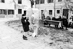 Vintage call (martino.pizzol) Tags: street old grandma venice italy vintage call phone grandmother telephone retro communication nana publicphone publictelephone backintime
