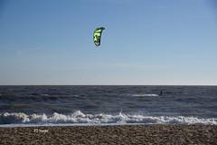 Surfing Away (EJ Images) Tags: uk sea england kite slr beach water bay coast suffolk nikon surf waves nef surfing kitesurfing coastal d750 dslr sole southwold eastanglia breakingwave breakingwaves 2016 nikonslr southwoldharbour solebay nikondslr southwoldbeach suffolkcoast suffolkcoastal 24120mmlens ejimages nikond750 dsc4449g