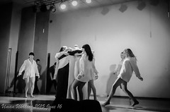 DSC_301 (imramianna) Tags: show portrait people bw female dance university theatre performance ukraine uman visavis musicalperformance contemp