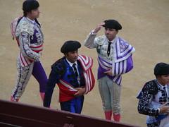 Madrid (Elric321) Tags: madrid spain bullfighters