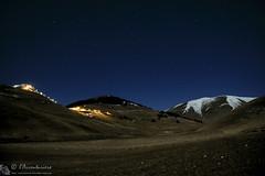 Castelluccio di Norcia, the magic night (EmozionInUnClick - l'Avventuriero's photos) Tags: panorama montagna borgo notturna stelle sibillini castellucciodinorcia