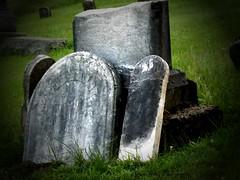 Glenwood Cemetery (Gerri Gray Photography) Tags: cemetery grave graveyard death memorial victorian gravestone mementomori tombstones vignetting vignette gravemarker