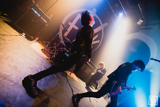 10-03-16 // Fearless Vampire Killers @ The Arts Centre Norwich // Shot by Charlie Wallis