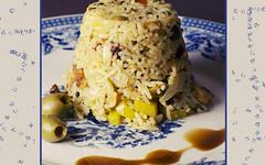 Piccoli sformati di riso integrale con ricotta e zucca (RicetteItalia) Tags: ricotta zucca riso ricetta