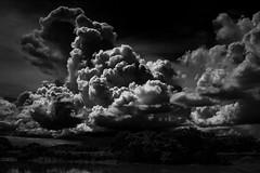 Uprising Cumulus-Cloud (betadecay2000) Tags: blue sky cloud nature weather heaven outdoor natur australian himmel wolke wolken australia darwin beta cumulus australien blau met northern uprising wetter meteo territory weer austral mandorah