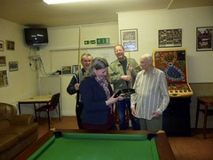 After the match (myeralan) Tags: shropshire pubs kenny oswestry morda mordaclub