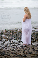 Aphrodite (Nettiks) Tags: ocean california morning sea love beach nature water smile vertical mom outside outdoors happy early sand rocks soft dress natural sandiego stones mother happiness pregnant maternity sd newborn barefoot winner lovely motherhood