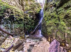 Rulamanweg (MSPhotography-Art) Tags: nature clouds creek river germany de landscape deutschland waterfall spring wasser wasserfall outdoor natur bach alb landschaft springtime badenwrttemberg schwbischealb swabianalb badurach schwbsichealb