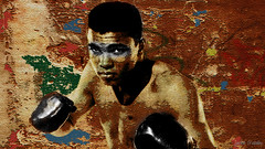 I Ain't Got No Quarrel With The VietCong...No VietCong Ever Called Me Nigger. (Jackie XLY) Tags: freedom ali greatest boxing civilrights equalrights equality muhammadali