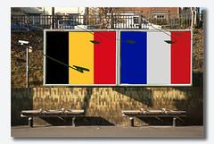 Bruxelles, 22 mars 2016. Paris, 13 novembre 2015 (Gongashan) Tags: belgium belgique attack belgi belge terreur terrorisme attentat jesuisbelge