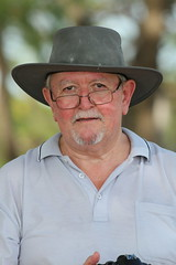 Dad Learns The Canon (Wormey) Tags: portrait dad nt australia darwin eastpoint northernterritory 2016 canon650d