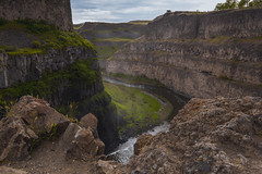 Palouse Falls (ChristinaForever) Tags: park river waterfall washington state falls basalt palouse