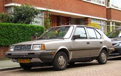1991 Volvo 340 1.4 (rvandermaar) Tags: volvo 14 1991 340 345 volvo340 volvo345 sidecode5 dbvs75