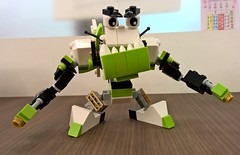 mixeld06 (chubbybots) Tags: lego mech moc mixels
