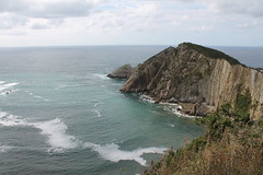 Playa de la costa asturiana. Asturias. (angelmelendez3) Tags: sea cliff mar waves north olas acantilado norte cantbrico