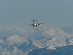 Swiss Global Air Lines, BAE Systems Av