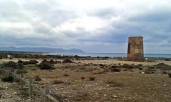 Torre de Torregarca (Vivir en Costacabana) Tags: del mar playa paseo virgen sendero ermita martimo retamar torren torregarca