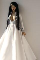 White EID dress (Nulizeland) Tags: doll eid bjd abjd bibiane iplehouse bjddress bjdoutfit nulizeland