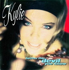 10 - Minogue, Kylie - Better The Devil You Know - D - 1990 (Affendaddy) Tags: germany warner 1990 pwl kylieminogue betterthedevilyouknow teldec vinylsingles collectionklaushiltscher imoverdreaming 9031716727 australiadancepop