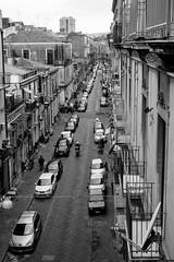 (Andrei Singer) Tags: life street city urban italy de europe line diagonal sicily fuite lignedefuite