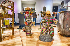 Worked to the bone (Kansas Poetry (Patrick)) Tags: chicago art illinois religion fieldmuseum voodoo patrickemerson patrickiandochicago voodue