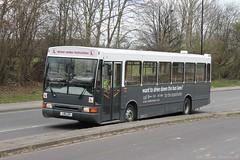 TM Travel 118 L118LRA (Tom Cousins Photography) Tags: travel bus training volvo sheffield trent tm nd vehicle driver barton northern derby halfway counties lra paladin notts dtv b10b trentbarton l118