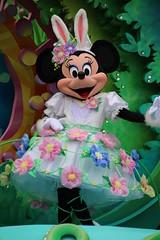 Hippity-Hoppity Springtime (sidonald) Tags: tokyo disney parade minnie minniemouse tokyodisneyland tdl パレード tdr tokyodisneyresort ディズニーランド ミニー ヒピホピ ディズニー・イースター hippityhoppityspringtime disneyseaster2016