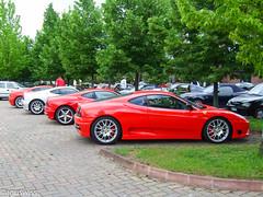 3x Ferrari Challenge Stradale (aguswiss1) Tags: 360 ferrari modena challenge stradale 3x ferrarichallengestradale worldcars