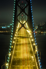 November Calling (Thomas Hawk) Tags: sanfrancisco california bridge usa unitedstates fav50 unitedstatesofamerica baybridge fav10 fav25 fav100