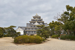 / Okayama Castle (yiming1218) Tags: building castle japan architecture zeiss japanese sony jo   okayama 1635    a7ii a7m2 fe1635 sel1635z ilce7m2