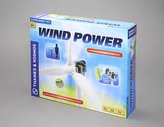 Thames & Kosmos Wind Power Kit - 3.0 (adafruit) Tags: kits electricity learning projects windpower renewableenergy 3091 adafruit youngengineers