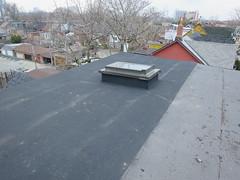 2016-04-22 10.55.48 (TORONTO ROOFING.ca) Tags: roof toronto flat repair roofing certainteed soprema roofreplacementtoronto modifiedbitumentoronto