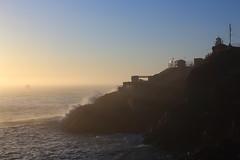 IMG_5278 (daveg1717) Tags: sunrise stjohns fortamherst thenarrows stjohnsharbour newfoundlandlabrador fortamherstlighthouse northerneagle fortamherstgunshelters