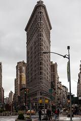 Flatiron (Steven J Parkes) Tags: nyc newyorkcity urban newyork manhattan broadway 5thavenue nycstreet flatironbuilding flatiron flatirondistrict