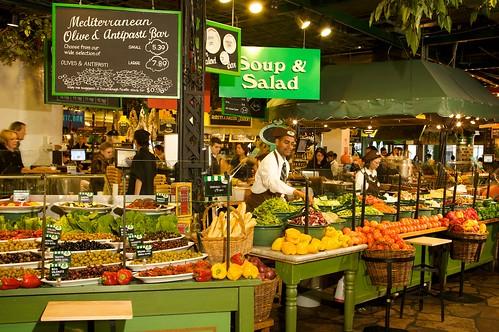 Richtree Market Restaurant