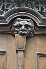 p. 90/III, U Luickho semine 13, Praha, Mal Strana (MONUDET) Tags: maska maskaron