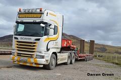 MACDIARMID SCANIA R580 V8 EURO 6 SY14 AYM (denzil31) Tags: wind farm heavy v8 trailers aym scania streamline mcdiarmid haulage stgo extendable heavyhaulage r580 faymonville stgocat3 sy14 scaniatrucks corriegarth kelsalightbar
