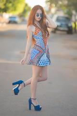 DSC_2166 (Mateus Andr) Tags: street woman beautiful look fashion brasil glamour dress moda modelo linda bonita grasses beleza rua culos gois roupa catalo mateusandr mateusandrfotografia victoriasayo