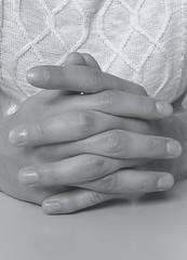 Talk- Lines (mabumarion) Tags: texture lines hand body finger stripes fingers strip pullover streifen linien 52wochenfotochallenge