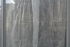 surfaces3 (lux fecit) Tags: paris window grey surface plastic folds