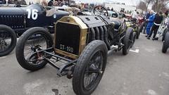 Lorraine De Dietrich 130HP 1909, Selwyn Francis Edge Trophy, 74th Members' Meeting (2) (f1jherbert) Tags: sony meeting motor alpha circuit goodwood 65 members 74th a65