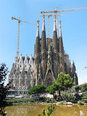 Barcelona (Ana >>> f o t o g r a f  a s) Tags: barcelona panorama espaa spain espanha pano catalonia gaud catalunya sagradafamilia lasagradafamilia modernismo catalua spanien spagna spanje spania antoniogaud panormica antonigaud spagne panoramiques modernismocataln spanya modernismecatal canong12 potd:country=es