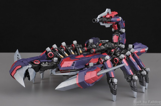 HMM Zoids - Death Stinger Review 24 by Judson Weinsheimer