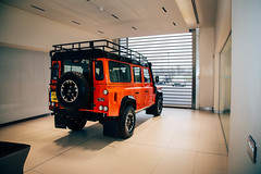 Hereford Land Rover (Listers Group) Tags: listers automotive car vehicle event audi birmingham solihull stratford coventry nuneaton bmv honda skoda toyota jaguar landrover