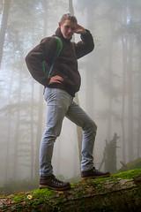 Sexy Dead Tree I (Slamino) Tags: mist fog mort deadtree shooting arbre vosges snag brume modle