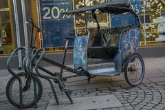 Cycles Maximus (ragmagphoto) Tags: street bicycle sony atumn a6000