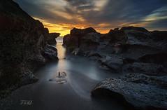 Alley (Jose Hamra Images) Tags: sunset bali sunrise landscape denpasar canggu melasti
